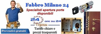 Fabbro Milano da 59 €